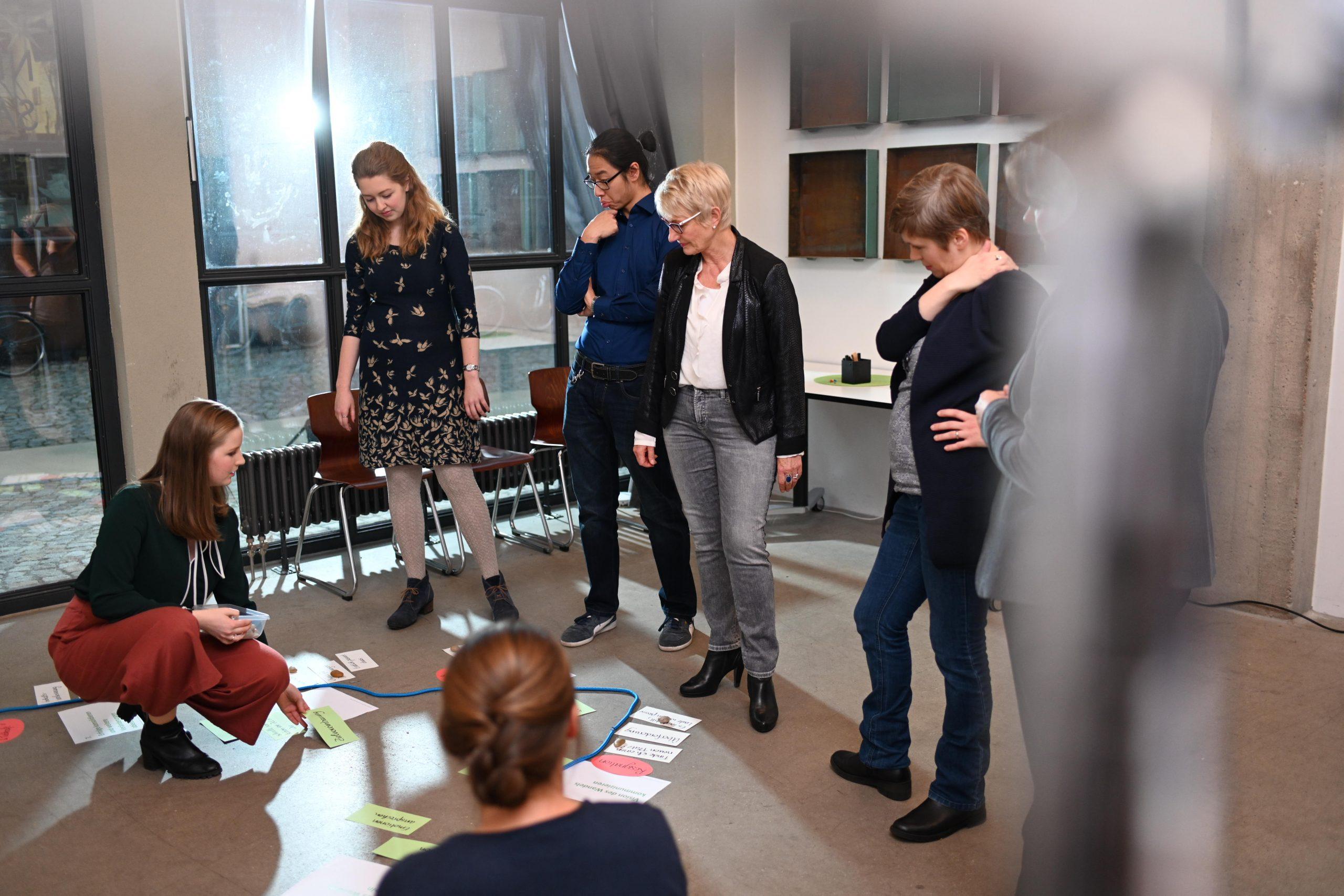 Mitarbeitende motivieren in Workshops