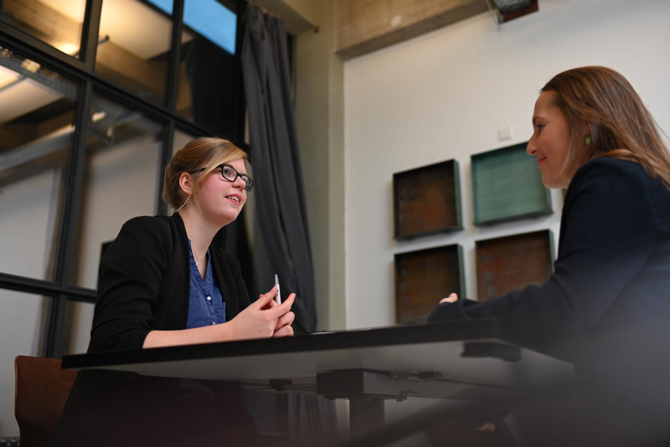 Personalauswahl standardisiertes Bewerbungsgespräch