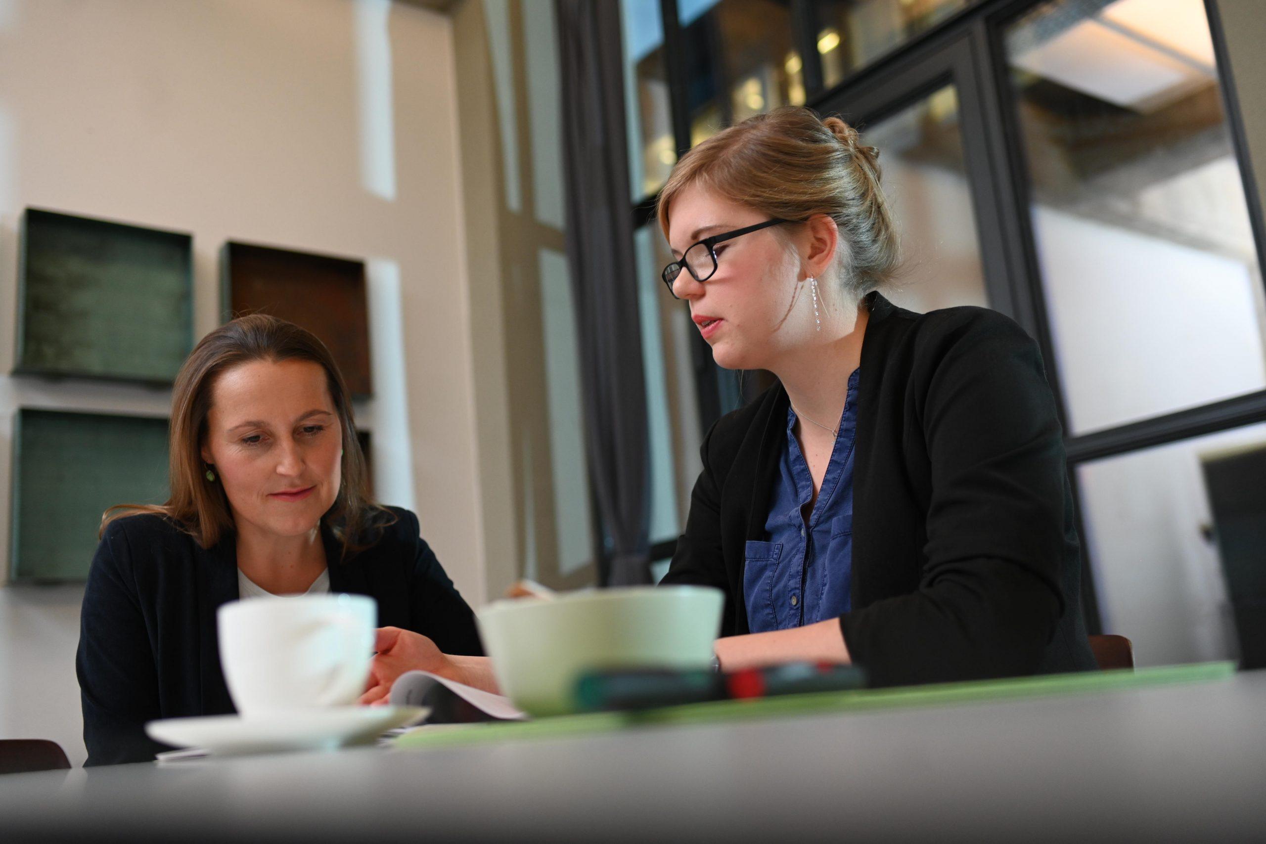 Besprechung zu Bewertungskriterien Vorstellungsgespräch